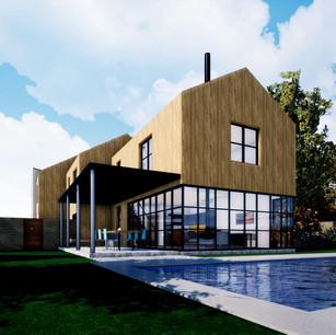Modern Villa Projesi