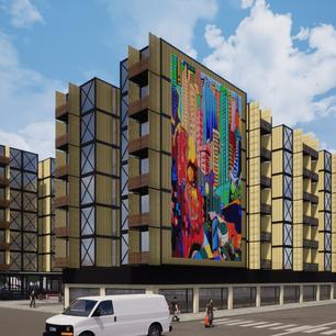 Modular Urban Living Community