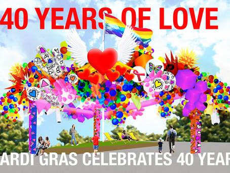 40 Years of LOVE!!!