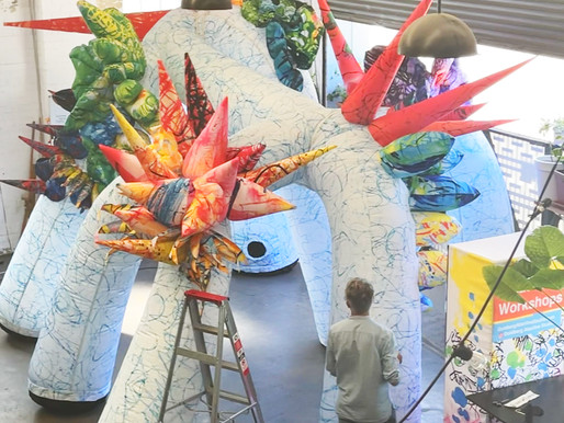 Adaptation - Covid-Proofing Community Participation in Art, Part 2