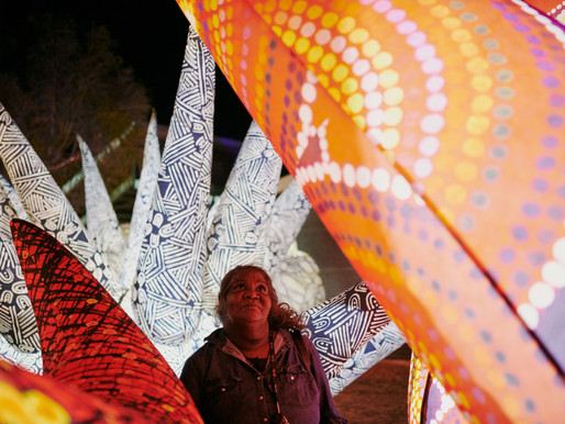 Red Air: Telling important cross-cultural stories through artist collaboration