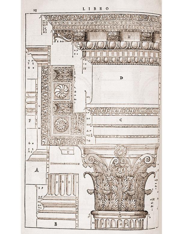 Пилястры, колонны