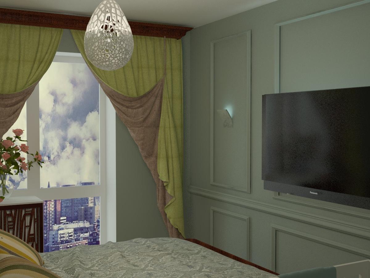 Зона просмотра ТВ
