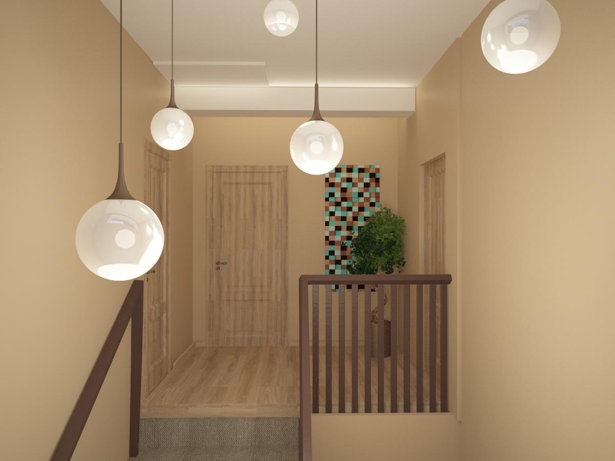 2 этаж коридор2