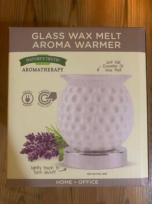 Glass Wax Warmer