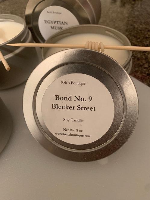 Designer Scents - Soy Candle - 8 oz - Tins