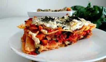 Lasagnes Veggies