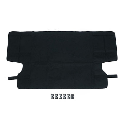 JK Trunk Shade Security Cargo Cover