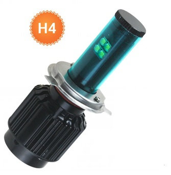 LED headlight D series H4 80W/40W