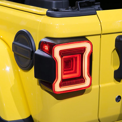 VLAND JL Tunnel Tail Light -Smoke Lens