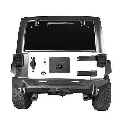 AL Stubby Rear Bumper w/ LED  for JK