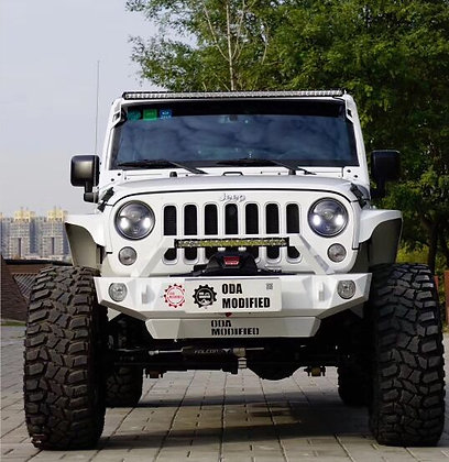 MS Front Winch Bumper