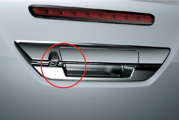 Rear Door Handle w/ Camera for for Hilux Revo
