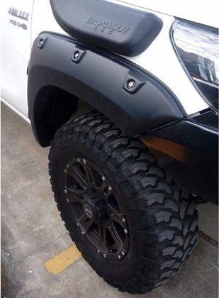 Hilux Revo Fender Flare Wheel Arches with Stud