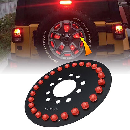 Spare Tire Brake Light
