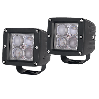 4D 4inch CREE LED Sport Light - Pair