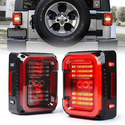 LT12 Tail Light - Smoked Lens