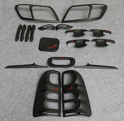 Hilux Vigo Exterior Cover Kit