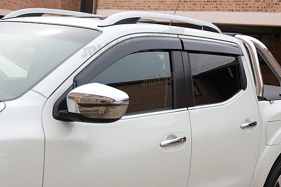 Nissan Navara Rain Shield Wind Deflector