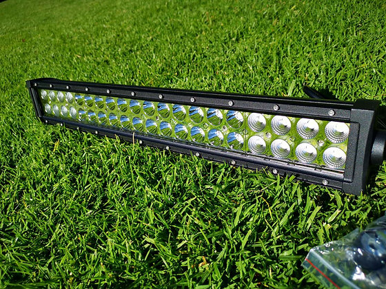 "22"" 120W Epistar LED Combo 3D Lens Dual Row"