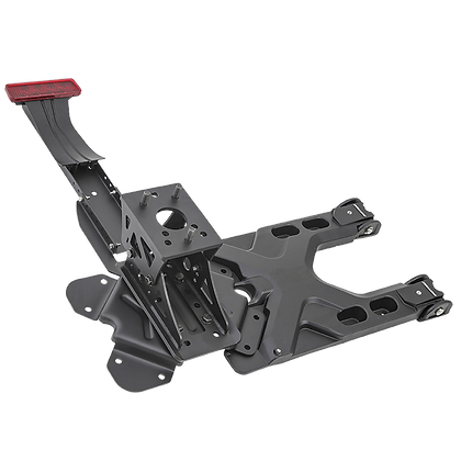 TM Heavy Duty Spare Tire Carrier Mount Kit