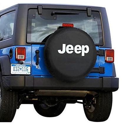 Jeep Wrangler Spare Tire PVC Protective Cover