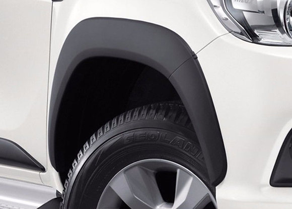 Hilux Revo/Rocco Slimline Wheel Arches Fender Flares