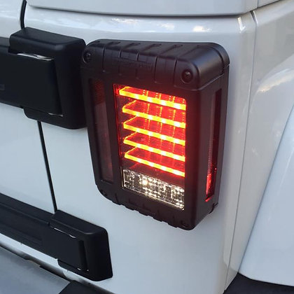 LT3 Tail Light- Clear Lens