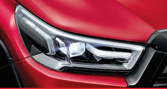 Toyota Hilux Revo Rocco Bi-LED Head lamps Headlights 2016-2021