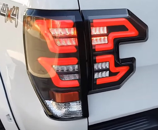 Ford Ranger 2012on LED PERFORMANCE TAIL LIGHTS with SEQUENTIAL INDICATORS