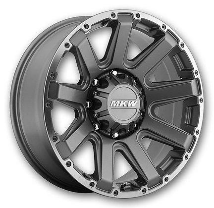 OFFROAD RIM MKW Model: M94 for Ranger/ Hilux (Set of 4pc)