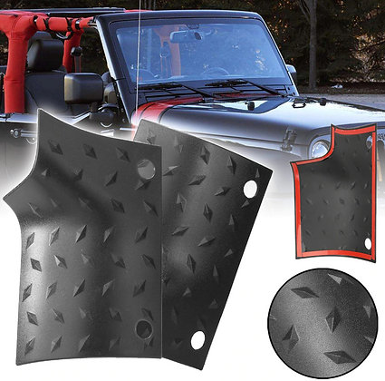 JL ABS Hood Cowl Body Armor Side Cover