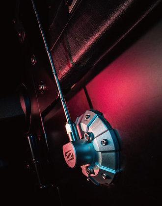 FURY JK/JL Reactor Antenna Cover Aluminum-magnesium alloy