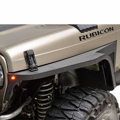 TJ Edge Front Fender with Flair and LED Eagle Lights #51-0066