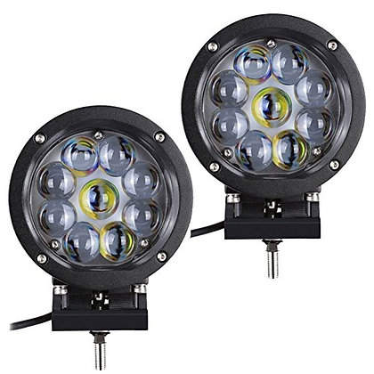 "5.5"" 45W Cree spot light - pair"