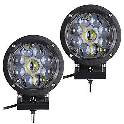 "5.5"" 45W Cree spot light - pair"