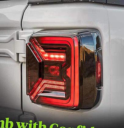 JL Tail Light - Smoked Lens