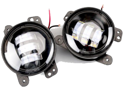 Fog Light 30W w/o Halo Ring