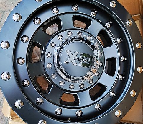 XD SERIES  XD137 FMJ BLACK 17X9 (Set of 5pcs)