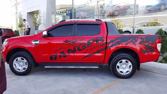 Ranger Double Cab Sticker with Ranger