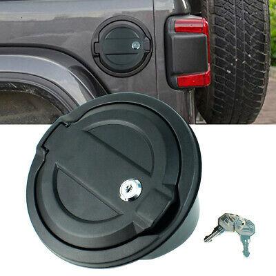 JL Aluminium Fuel Tank Cap Cover w/ Key