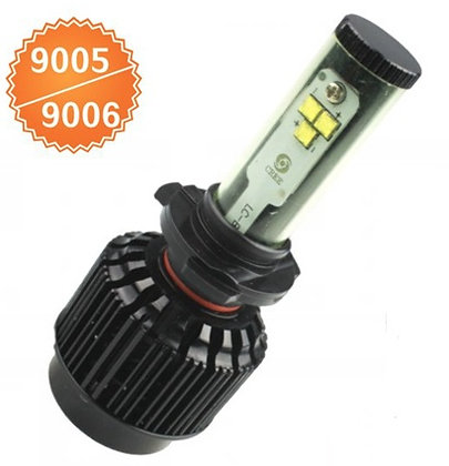 LED headlight B series 9006 30W