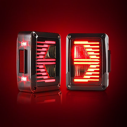 LT7 Tail Light- Smoke Lens