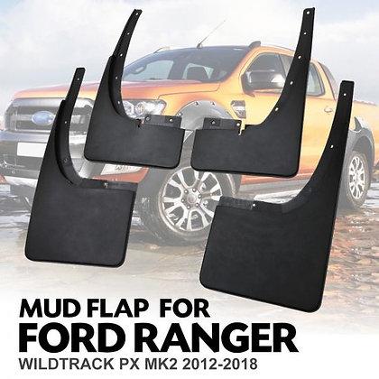 Ford Ranger Mud Flaps 2012+