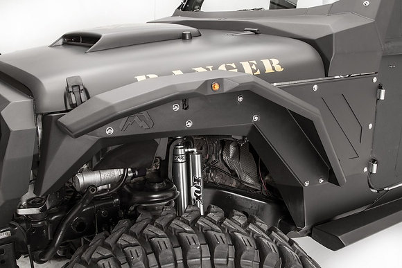 Fab Fours Armor Front & Rear Fender