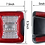 Thumbnail: LT11 JL style Tail lights Smoke Lens European version for JK/JKU