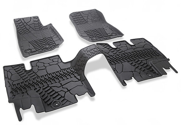 JKU 4-Door Floor Mats