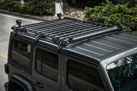 FURY Military Tactical Roof Platform Luggage Rack