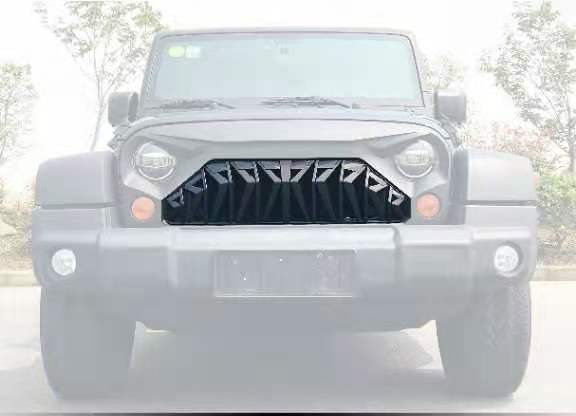 New Gladiator Grill Replaceable Mustang Mesh