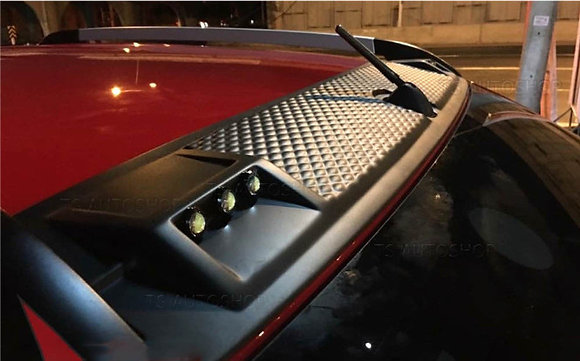 Ford Ranger LED Front Roof Spoiler Cover 2012-2019